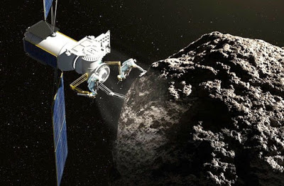 Singularity's Children, Sci-Fact Behind the Sci-Fiction, Part 9 — Asteroid Capture